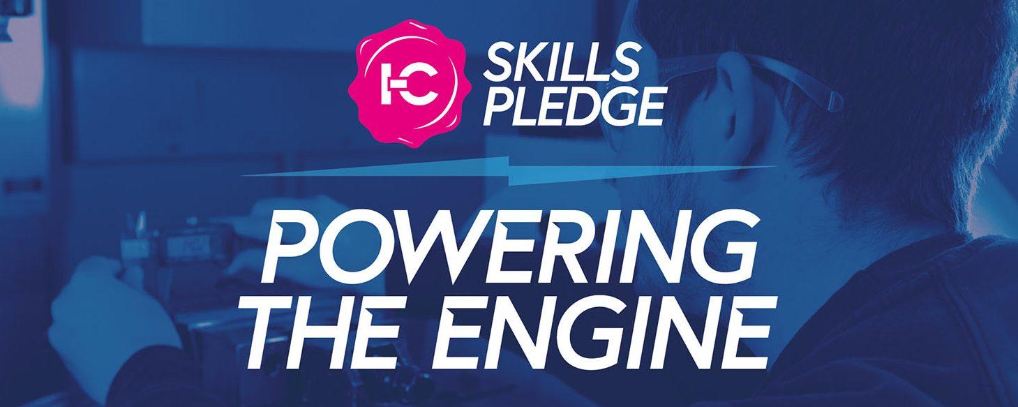In-Comm - Apprentices Apprenticeships Skills Pledge