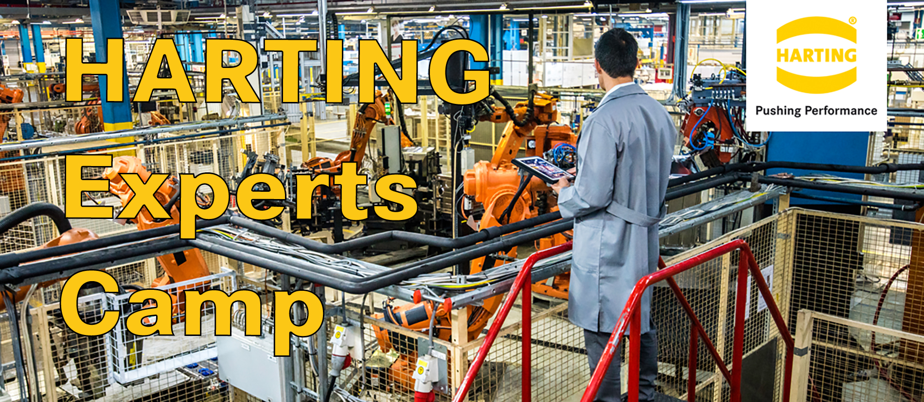 HARTING Experts Camp - The Manufacturer