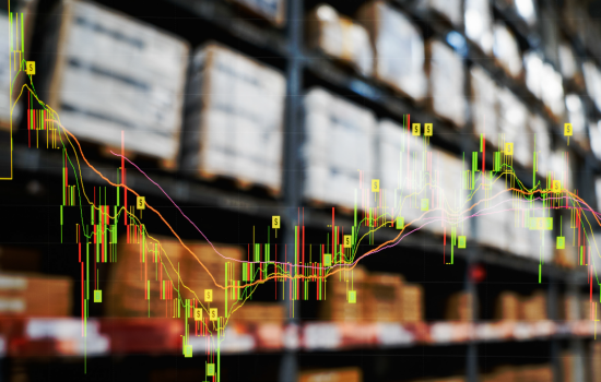 Supply Chain Supply Chains Warehouse Logistics Data Planning Forecast - Shutterstock