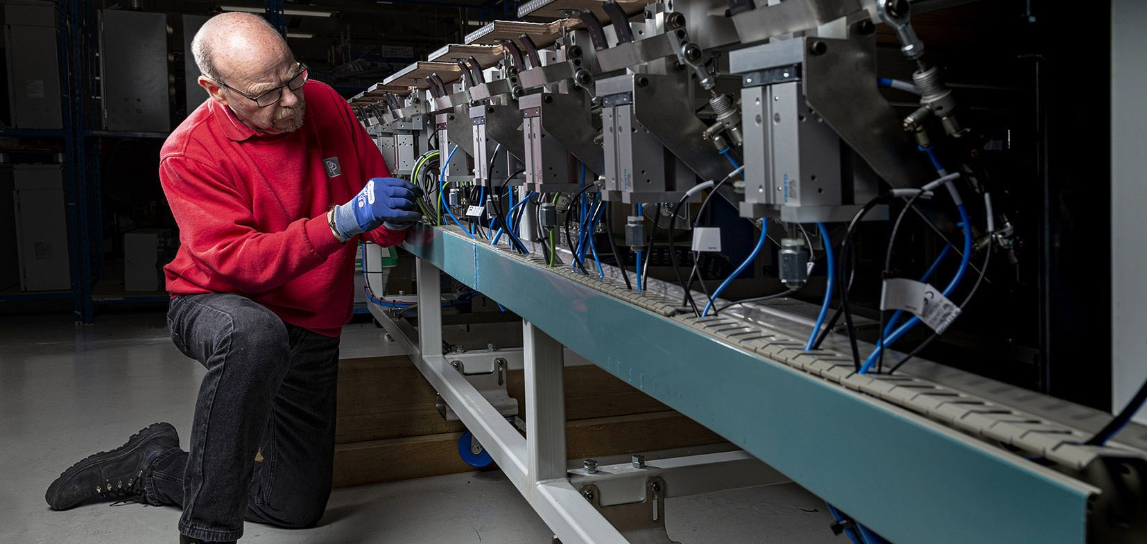 PP Control & Automation (PPC&A) UK manufacturing - reshoring thought leadership