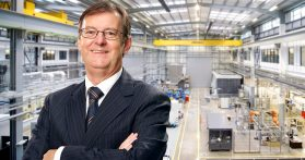 Midlands Manufacturing Resilience Commission, M2R, Clive Hickman - MTC Workshop.