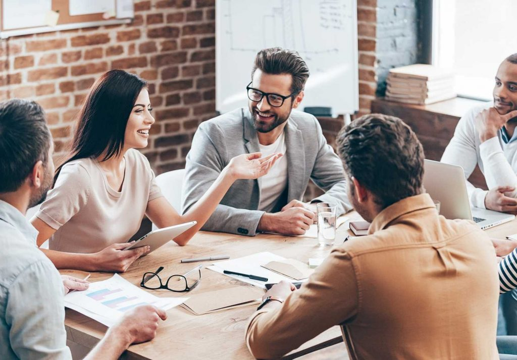 Collaboration Employee Enagement People Workers Jobs Careers Innovation - image courtesy of Shutterstock