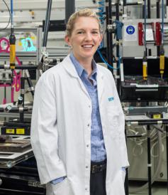 Sarah Black-Smith - Head of factory operations at Siemens' award-winning factory in Congleton