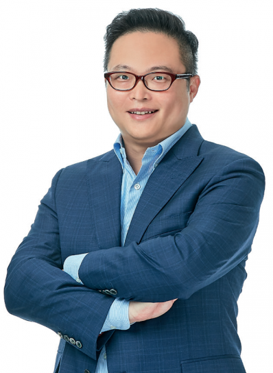 Terence Liu, general manager of TXOne Networks. Terence is also a vice-president at Trend Micro, leading the company's Network Threat Defence Technology Group.