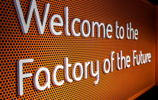 First of its kind 'intelligent factory' to revolutionise combat aircraft production - BAE Systems Air Warton Lancashire - Factory of the Future