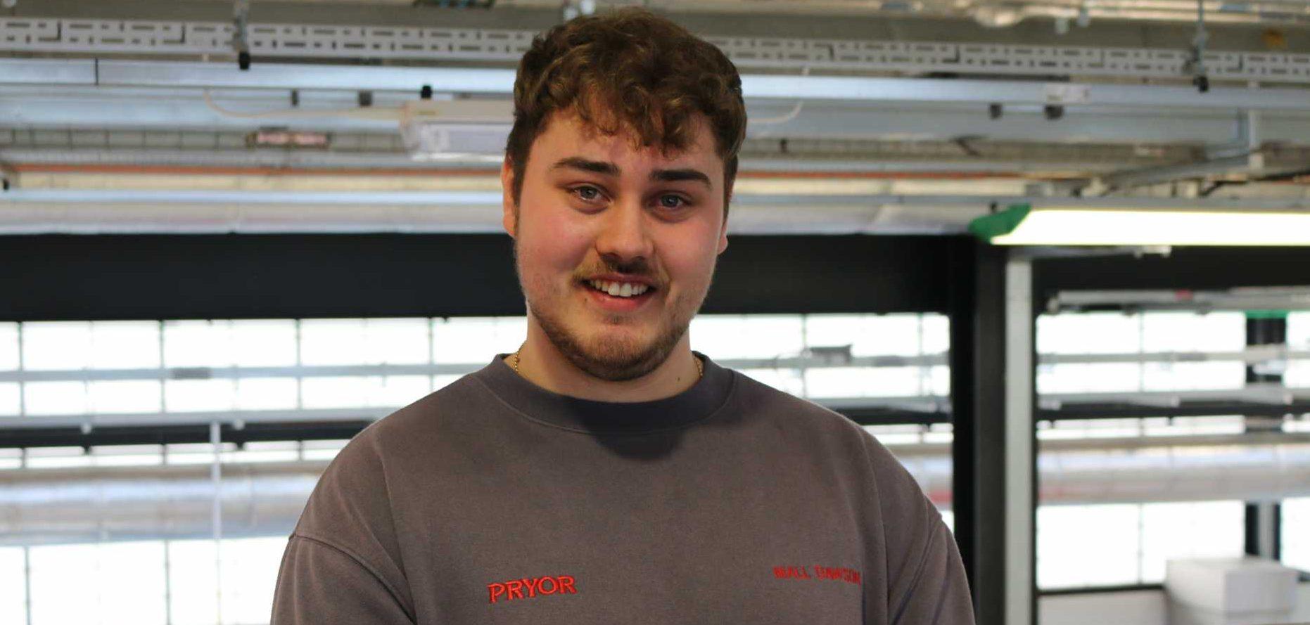 Niall Dawson - Pryor Marking Technology