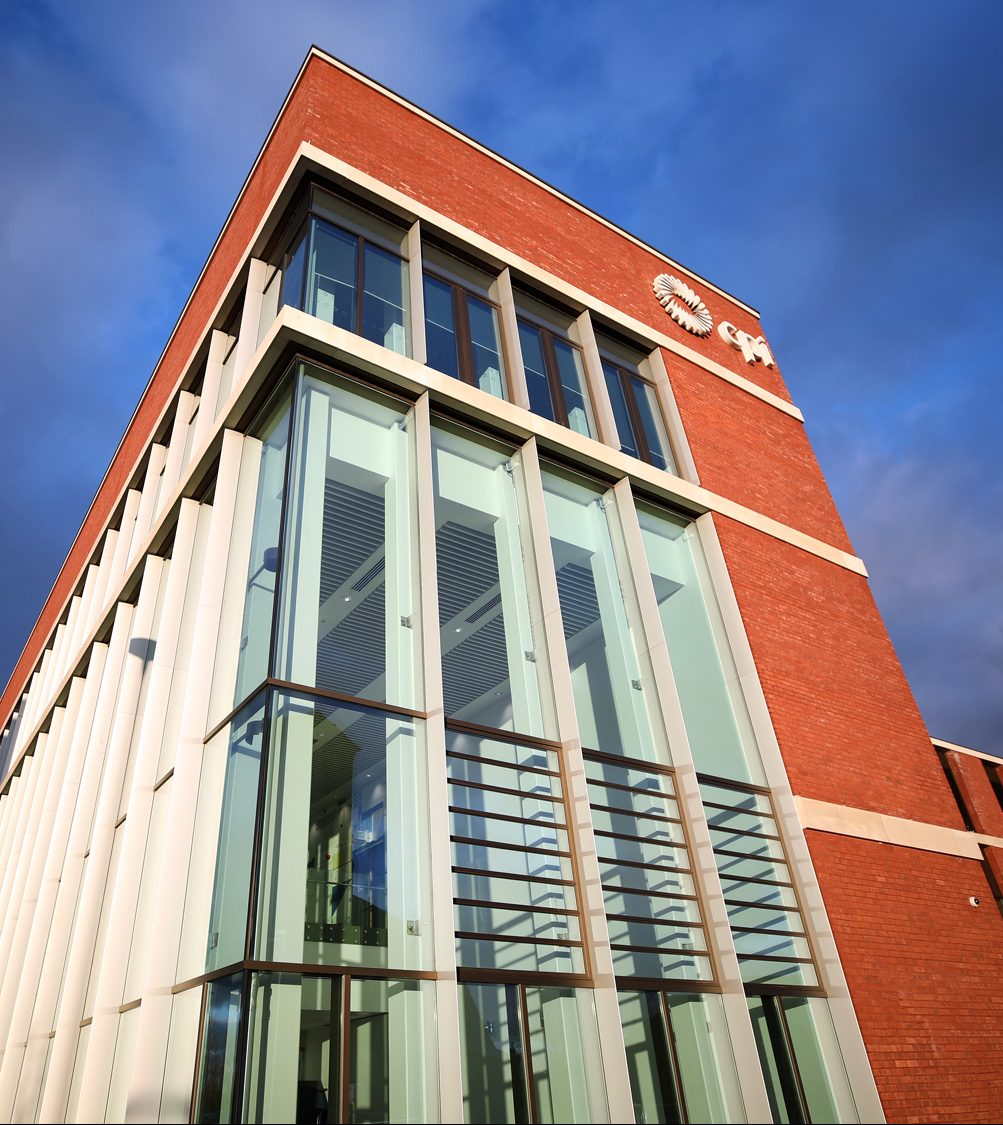 CPI is the process manufacturing partner in the government's elite High Value Manufacturing Catapult, helping to translate innovation into commercialisation. Image: CPI