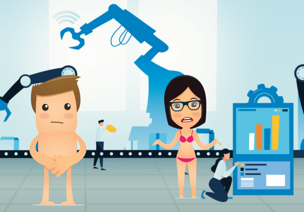 Stripping your competitors naked: The new model for Lead Generation - Intergage Banner