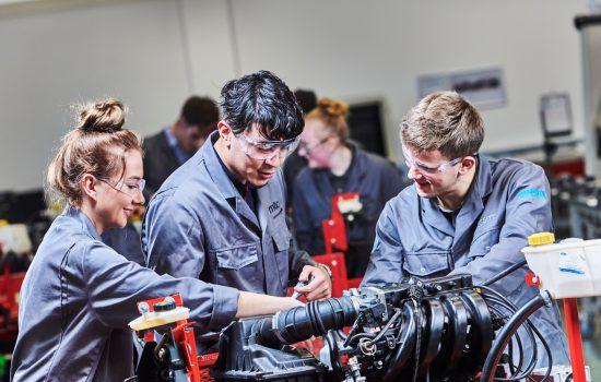 MTC Apprenticeships = Apprentices record