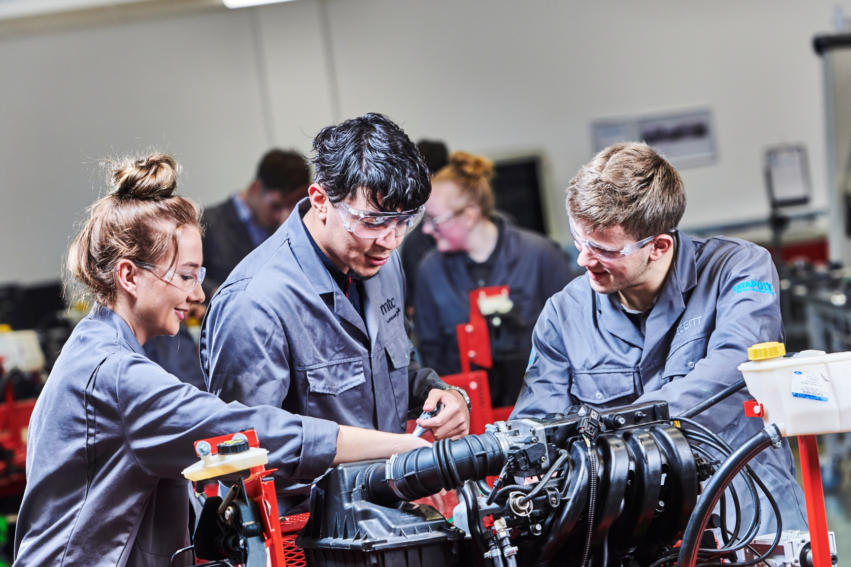 MTC Apprenticeships = Apprentices record - apprenticeship