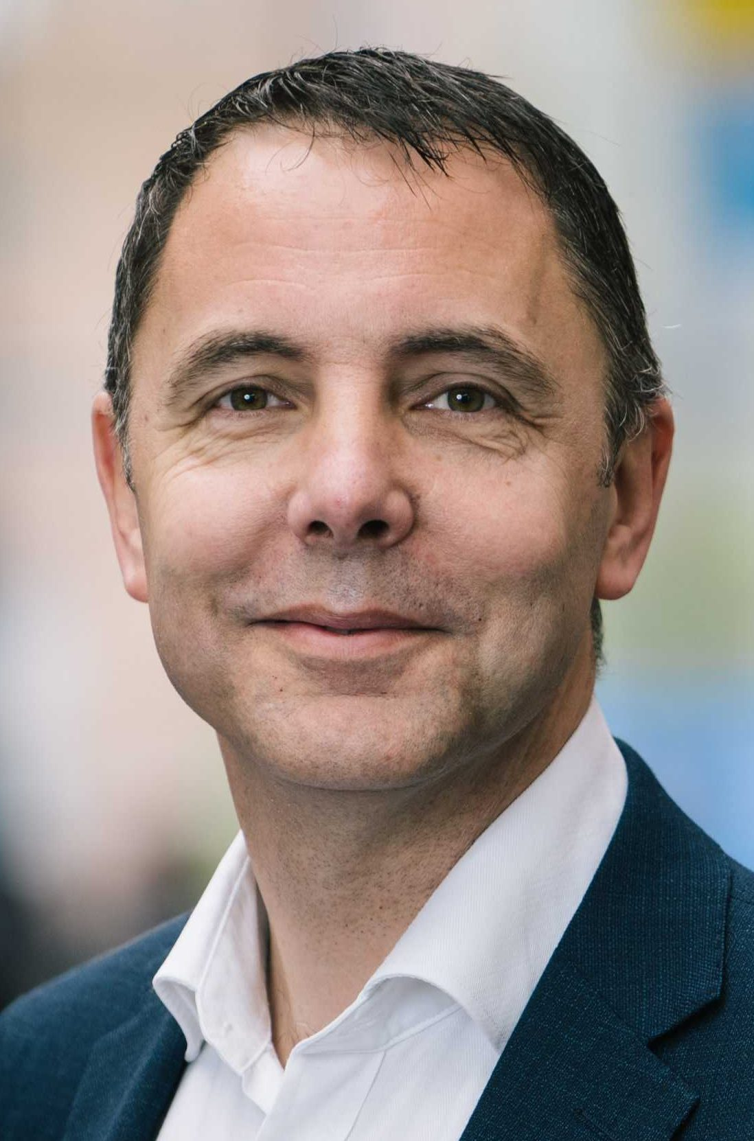 May 2020 - Brian Holliday, managing director of Siemens UK Digital Industries