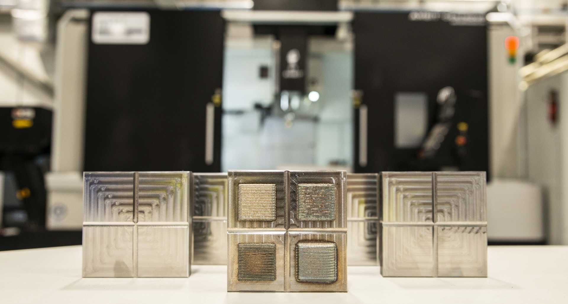 A low-cost remanufacturing solution has successfully increased the lifespan of a die by 120%. Image: HVMC
