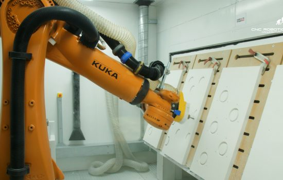Image courtesy of CNC Robotics