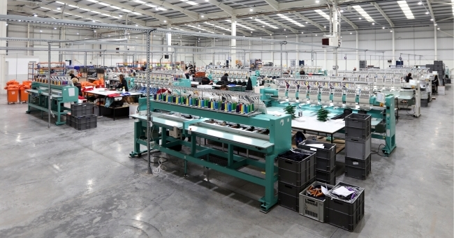 Workwear Express New Factory - Workwear manufacturer