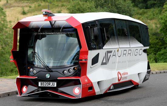Aurrigo Shuttle (Action)
