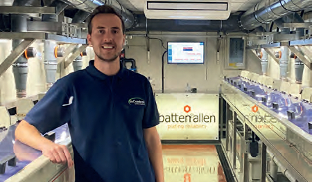 InControl Systems operational at Batten & Allen, installed and commissioned during the pandemic