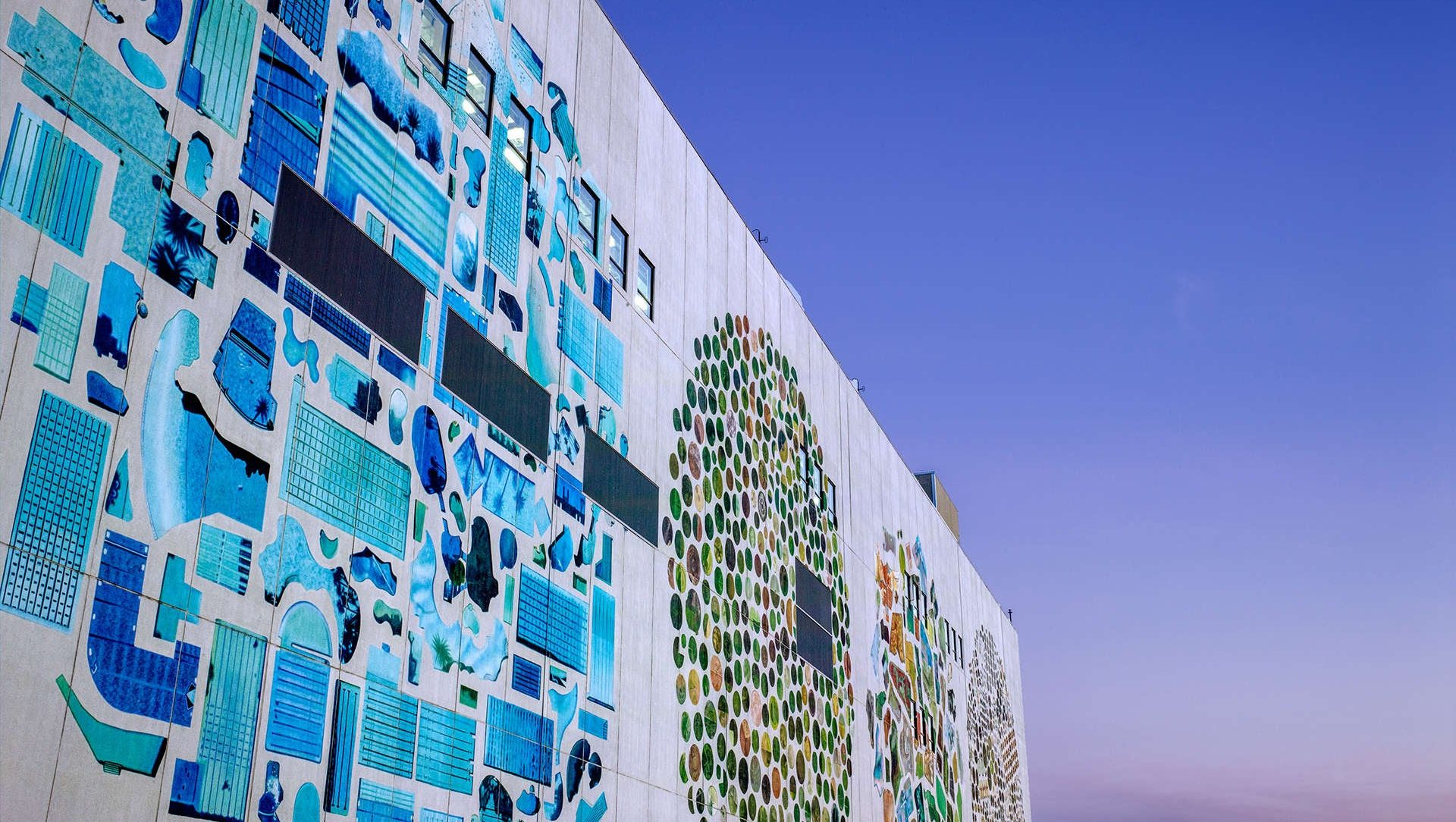 Mural on a Google Data Centre. Image: Google Cloud