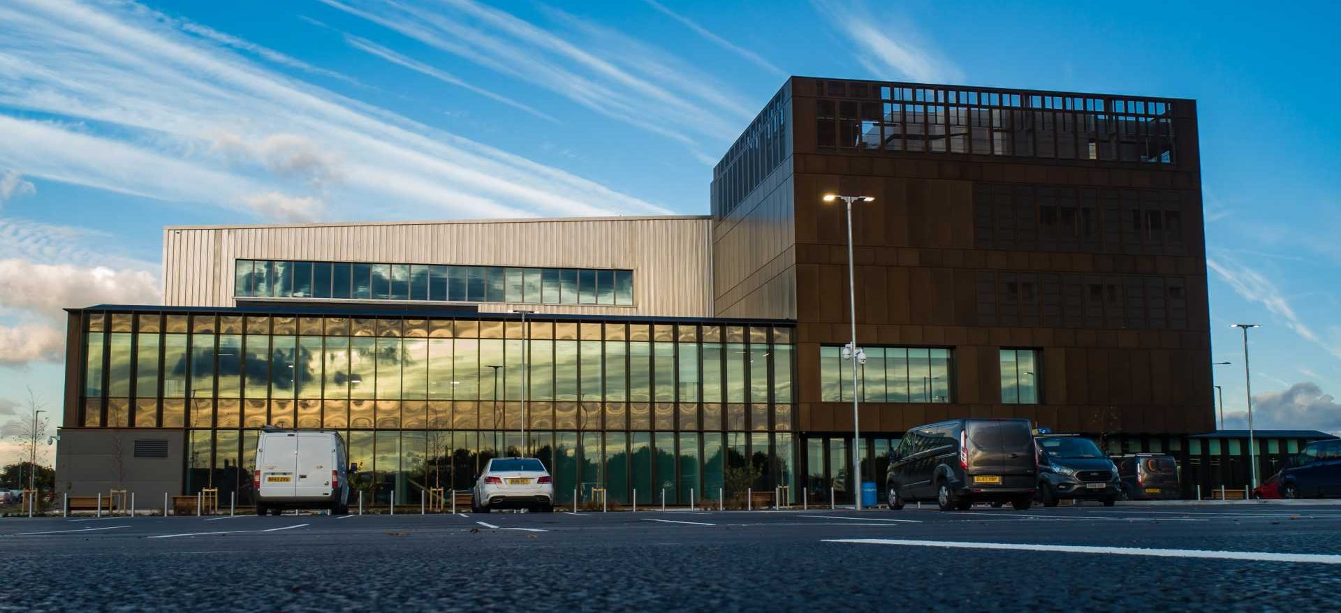 Opened in November 2019, AMRC Cymru is situated in the Deeside Enterprise Zone in Broughton, and focuses on advanced manufacturing sectors including aerospace, automotive, nuclear and food. Image: HVMC