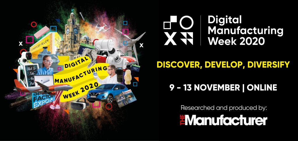 Digital Manufacturing Week 2020 - Email Banner1024