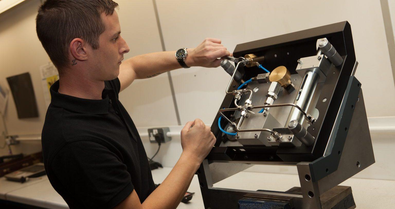 Vonderbrand-Kirkstall-Lifestyle - Kirkstall Precision Engineering