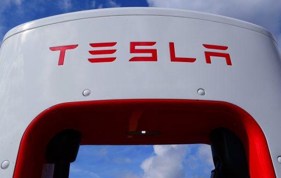 Tesla stock image from Pixabay