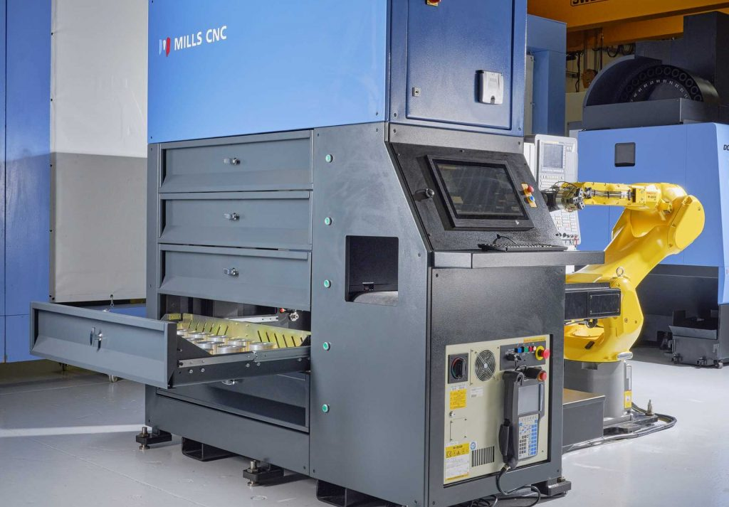 Mills CNC