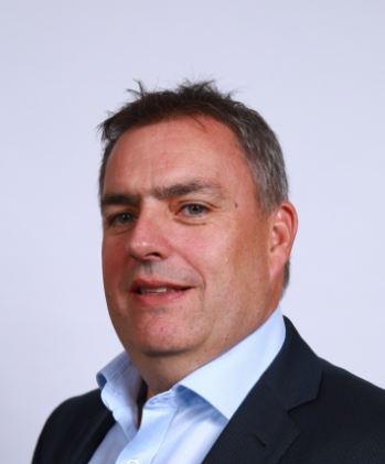 Mark Huges, Regional Vice President, UK & Ireland
