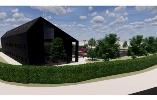 myenergi - green-tech new office