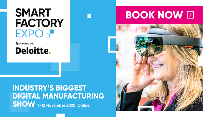 Smart Factory Expo 2020 - sign up now - Digital Factory