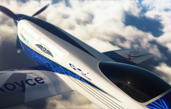 low carbon transport - HVM Catapult's NCC and WMG are supporting the Electroflight initiative, working on validation for a high-performance electric aircraft