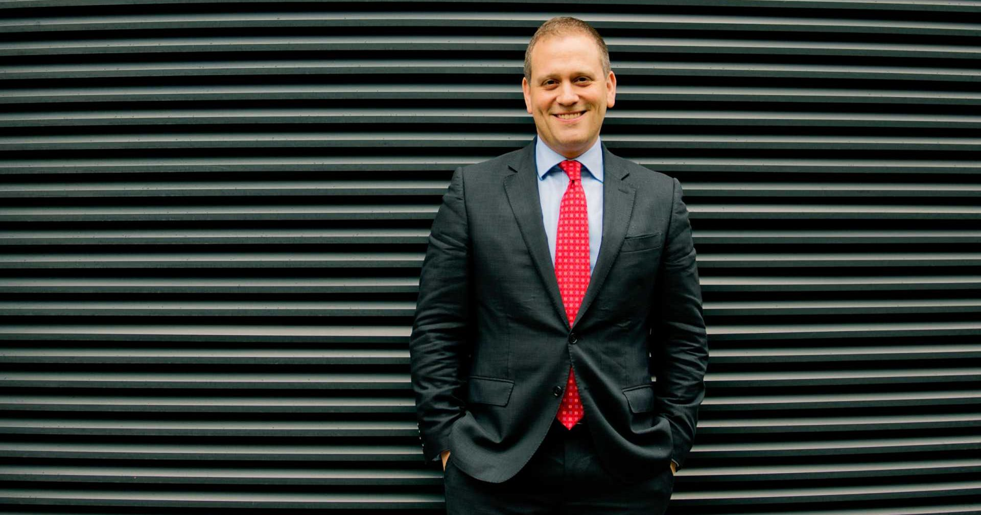 Dr Adam Marshall, Director General, British Chambers of Commerce