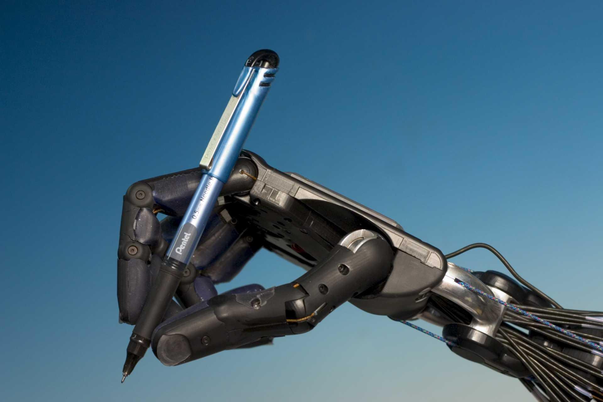 WMG robot hand