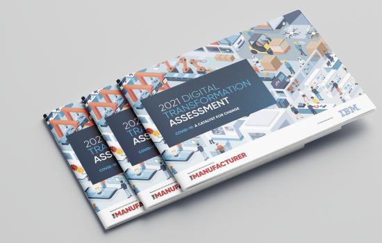 IBM - 2021 DIGITAL TRANSFORMATION ASSESSMENT Report