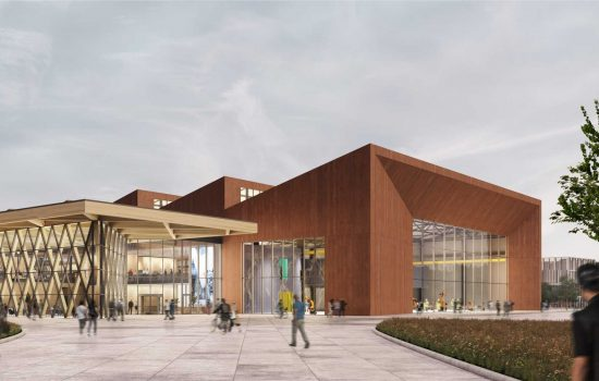National Manufacturing Institute Scotland NMIS - Artist Impression
