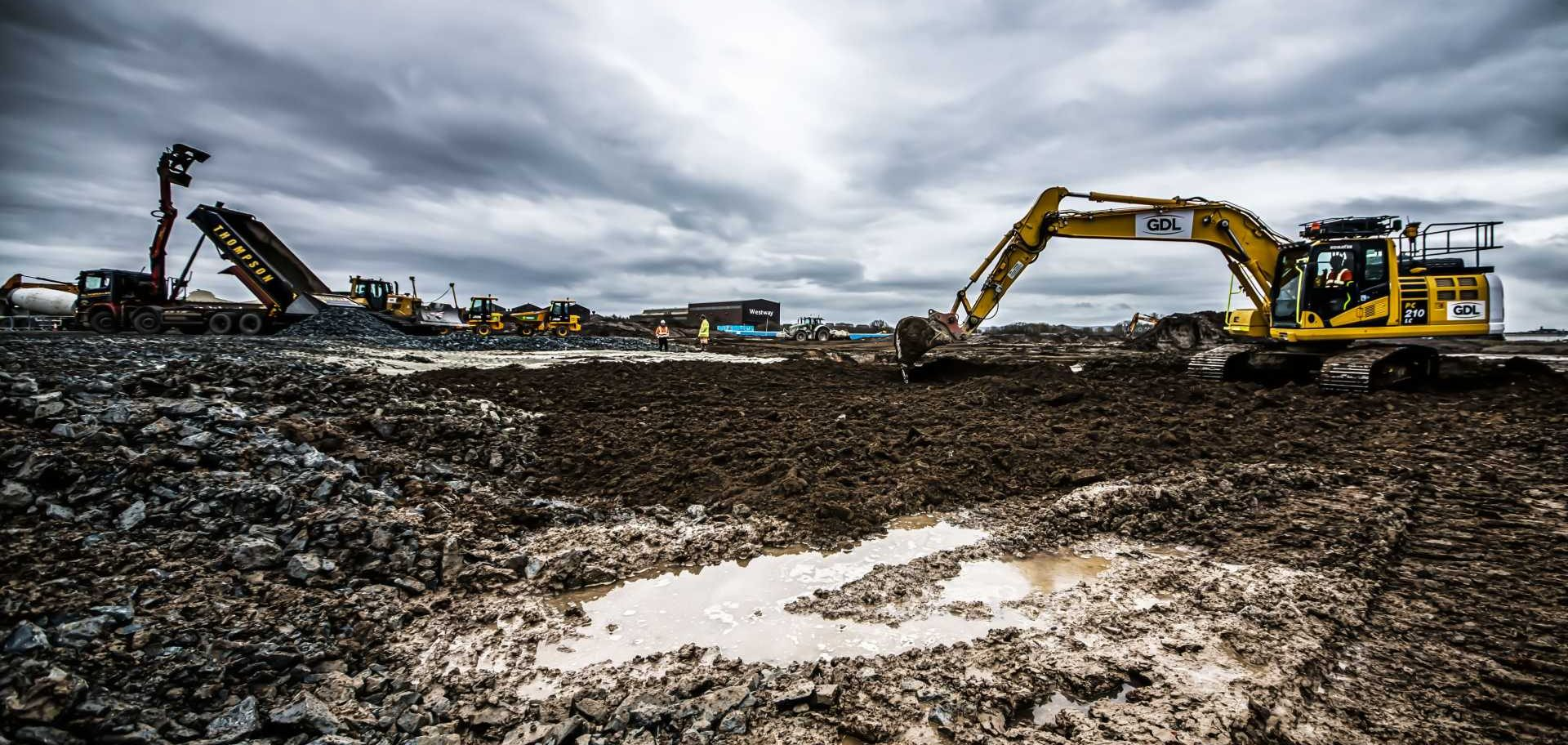 National Manufacturing Institute Scotland NMIS - Construction Begins