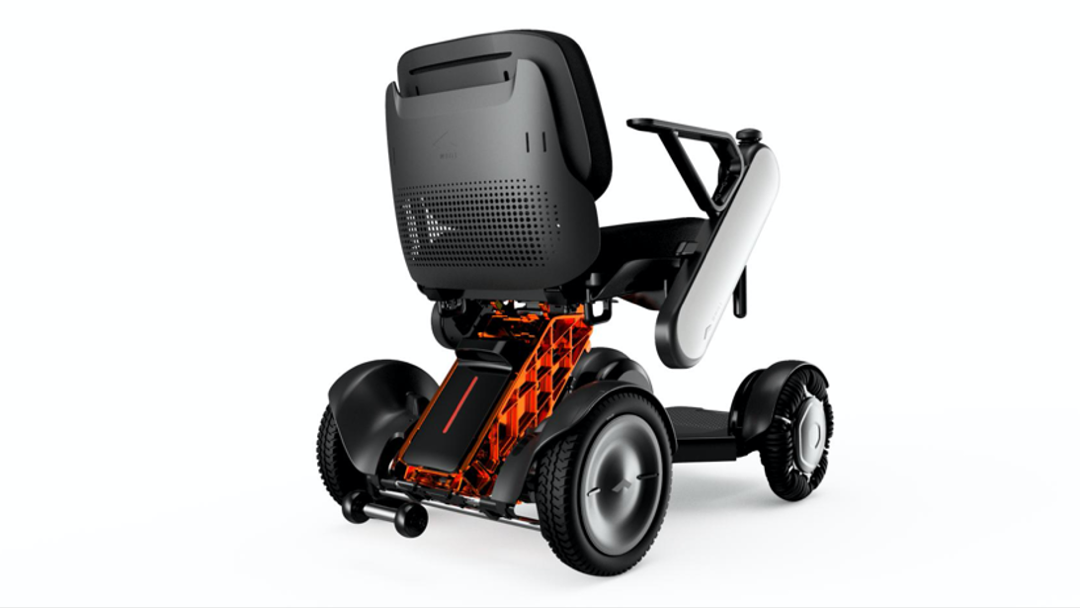 Whill, a modular wheelchair made with Fusion 360 - Autodesk