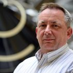 Rab Scott Professor of Industrial Digitalisation and Head of Digital at the University of Sheffield Advanced Manufacturing Research Centre (AMRC)