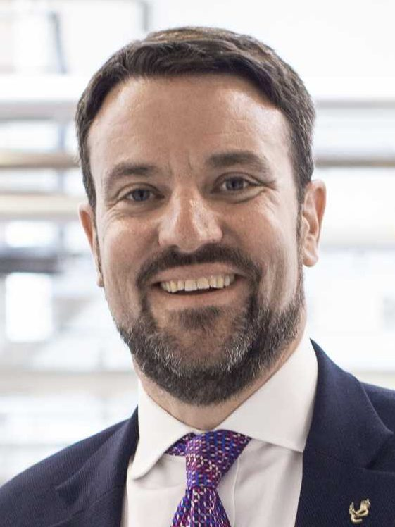 Dr Ewan Lloyd-Baker, head of the investment fund management company Seismic Venture Partners,