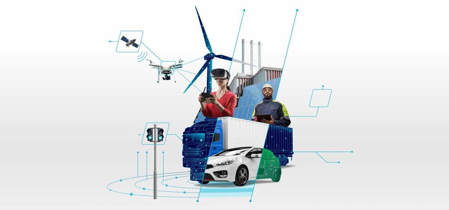 Intelligent Industry - image courtesy of Capgemini UK