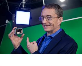 Intel-CEO-Pat-Gelsinger. Image courtesy of Intel Corp