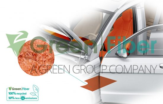 Green Fiber has transformed over 2 billion PET bottles per year into fiber products lge - image courtesy of Green Fiber
