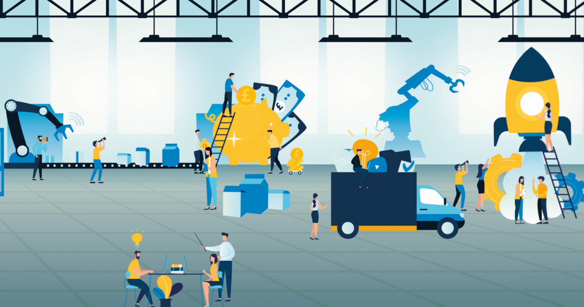 The Intergage Marketing in Manufacturing Survey
