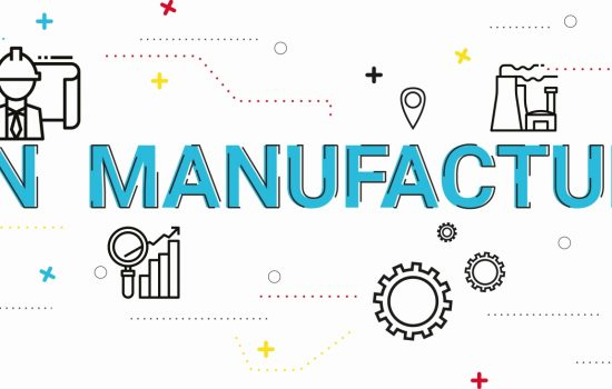 Lean Manufacturing - Image courtesy of Shutterstock