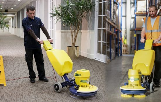 Truvox International brings the manufacturing of the Cimex® carpet and hard-floor cleaning range back to the UK. Image courtesy of Truvox International