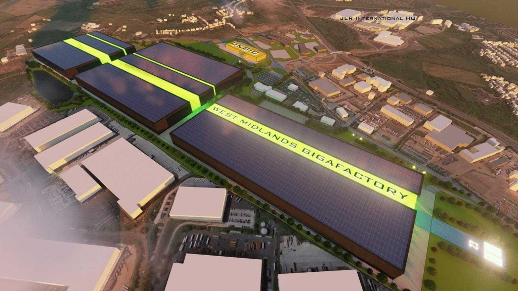 Automotive Electrification - Coventry City Council and Coventry Airport have submitted a planning application for a gigafactory in the West Midlands. If successful, the site could be operational by 2025 and create more than 4,000 jobs IMAGE: CCC&CA