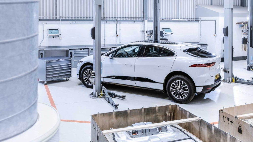 In 2019, the Jaguar I-PACE became the first model to win three World Car titles (World Car, World Car Design and World Green Car) IMAGE: JAGUAR LAND ROVER