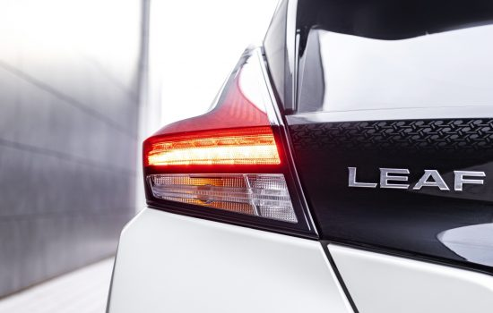 In 2021, Nissan launched the LEAF10 to mark 10 years of the first mass-market electric car IMAGE: NISSAN