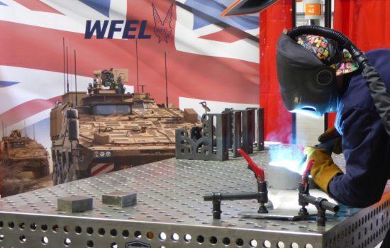 WFEL Begins Production on UK Boxer MIV. Image courtesy of WFEL.