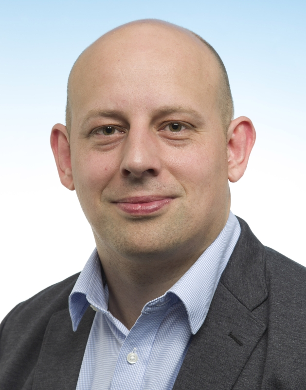 Ian Edmonds, of Rolls-Royce, the chair of MICG.