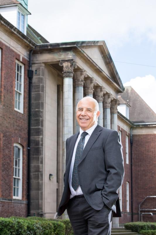 Tony Kinsella, chief executive of Lucideon.